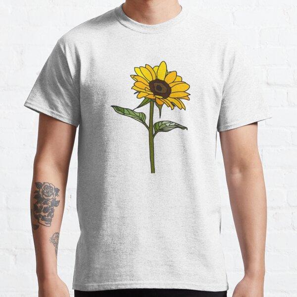 Aesthetic Sunflower  Classic T-Shirt