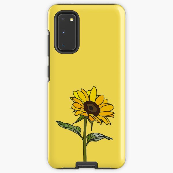 Aesthetic Sunflower  Samsung Galaxy Tough Case