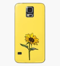 Aesthetic Sunflower  Case/Skin for Samsung Galaxy
