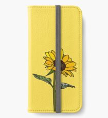 Aesthetic Sunflower  iPhone Wallet/Case/Skin