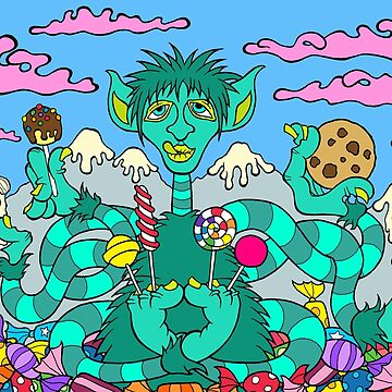 Candy Mountain by bgilbert