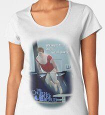 Just Do Your Best – Uni Revue Women's Premium T-Shirt