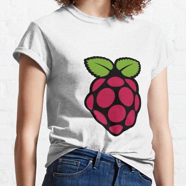 Fruity Raspberry Pi  Classic T-Shirt