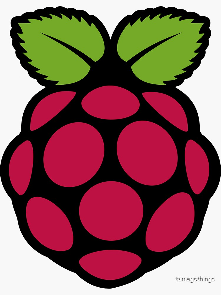 Fruchtiger Raspberry Pi von tamagothings