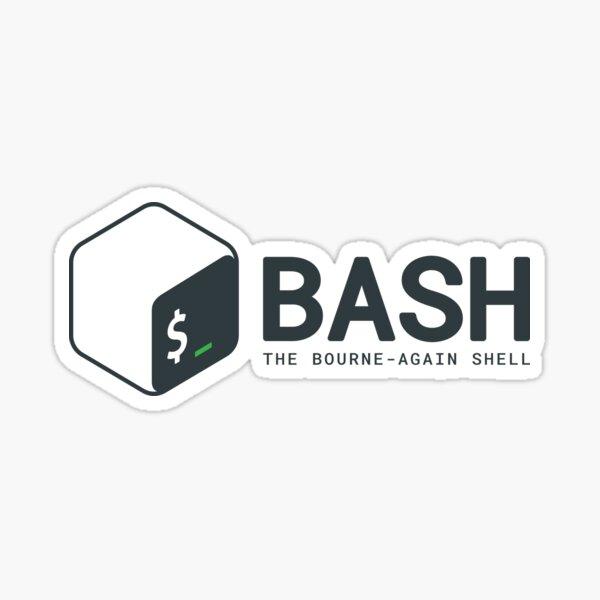Linux Bash Sticker