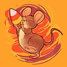 Halloween Mouse by Tortieboo