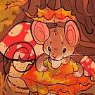 Leaf Mouse by Tortieboo