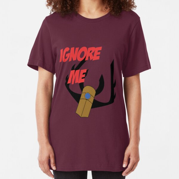 IGNORE ME - Grand Galactic Inquisitor  Slim Fit T-Shirt