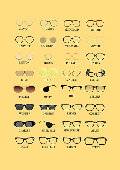 Glasses by Stephen Wildish