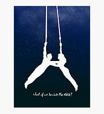 The Greatest Showman- Rewrite the Stars Photographic Print