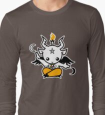 Baby Baphomet Long Sleeve T-Shirt