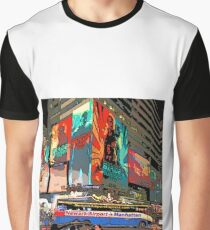42 ST NYC Graphic T-Shirt