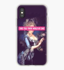 There Will Be Cake iPhone Case