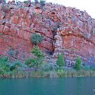 The Ord River, South of Kununurra, Western Australia (Y) by Adrian Paul