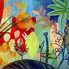 «jardín mágico» de Marianna Tankelevich