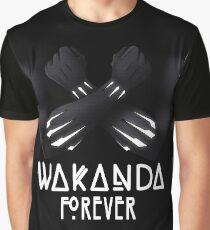Wakanda Forever Graphic T-Shirt