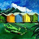 Memories of Trinidad and Tobago by debuccino