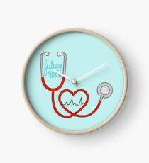 Future Nurse Clock