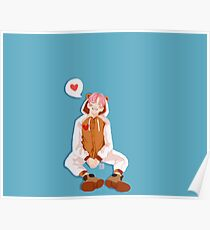 Monsta X Hamster Kihyun Poster
