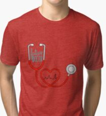 Future Doctor Tri-blend T-Shirt