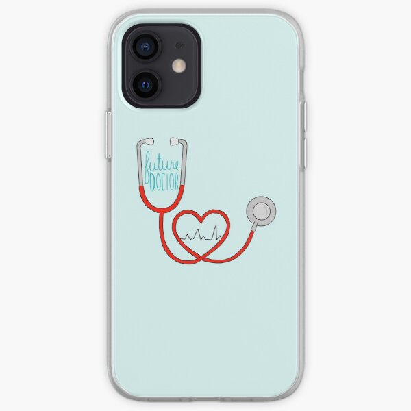 Future Doctor iPhone Soft Case