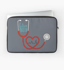 Future Doctor Laptop Sleeve
