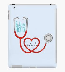 Future Doctor iPad Case/Skin