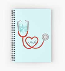 Future Doctor Spiral Notebook