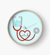 Zukünftiger Doktor Uhr