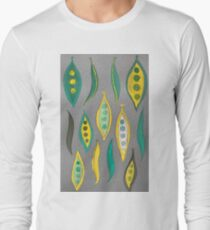 Pea Pods Long Sleeve T-Shirt