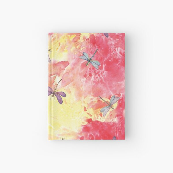 Another dragonfly Hardcover Journal