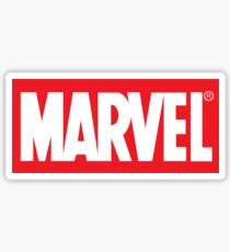 Marvel Offical Sticker