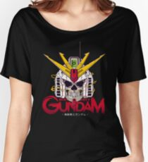 Skeleton Gundam #2 Women's Relaxed Fit T-Shirt