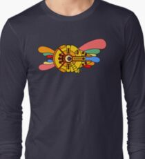 Yellow Hunk of Junk Long Sleeve T-Shirt