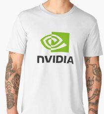 Nvidia Logo Merchandise Men's Premium T-Shirt