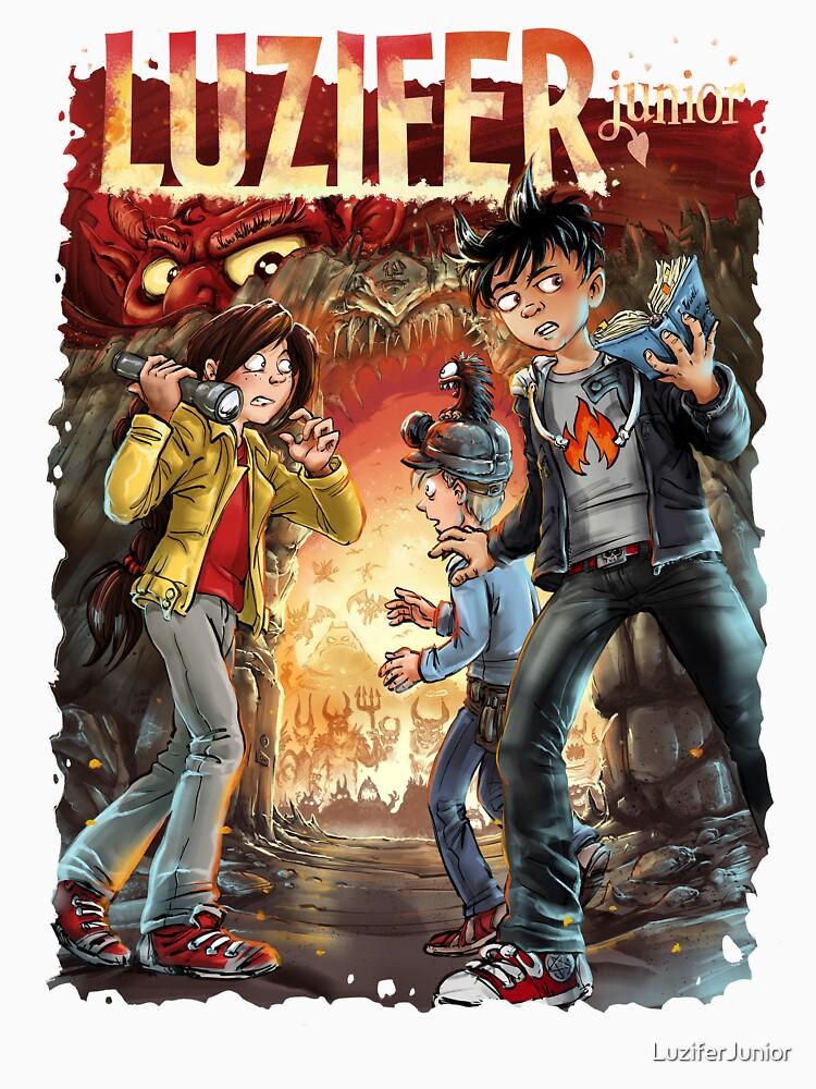 COVER 3 von LuziferJunior