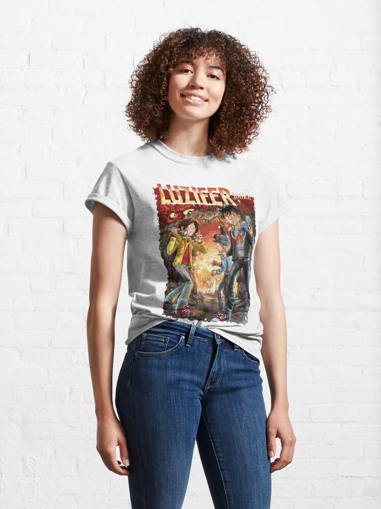 Alternative Ansicht von COVER 3 Classic T-Shirt
