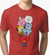 BT21 - Fun Tri-blend T-Shirt
