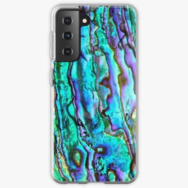Abalone Shell Samsung Galaxy Soft Case