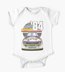 Audi Quattro Sport S1 - 1984 One Piece - Short Sleeve