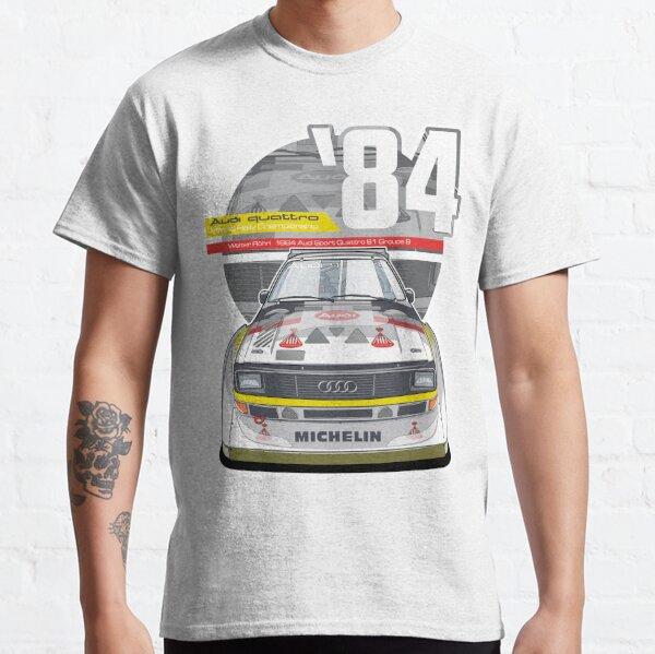 Audi Quattro Sport S1 - 1984 Classic T-Shirt