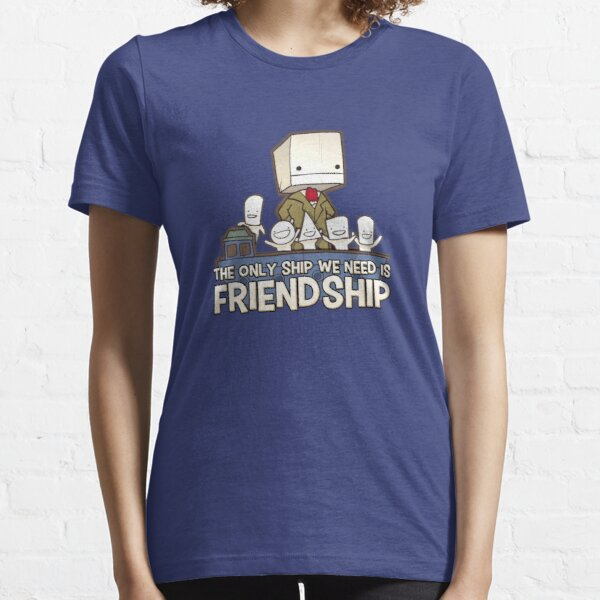 Friendship is the best ship Essential T-Shirt