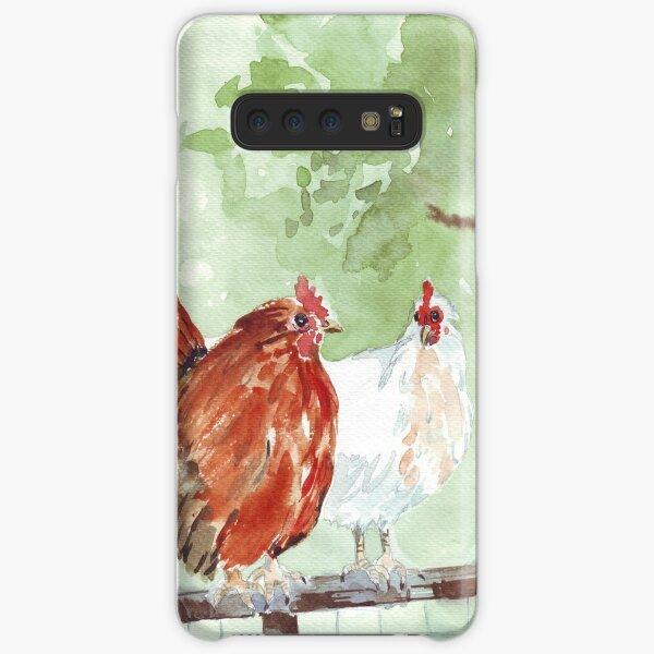 The Chicken Run Samsung Galaxy Snap Case
