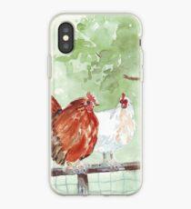 The Chicken Run iPhone Case
