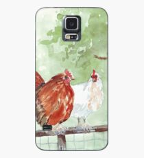The Chicken Run Case/Skin for Samsung Galaxy