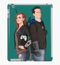 Hex and Bajo iPad Case/Skin