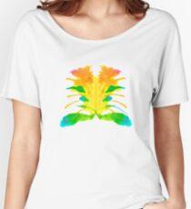 Tintenklecks Kreativ Rorschach Baggyfit T-Shirt