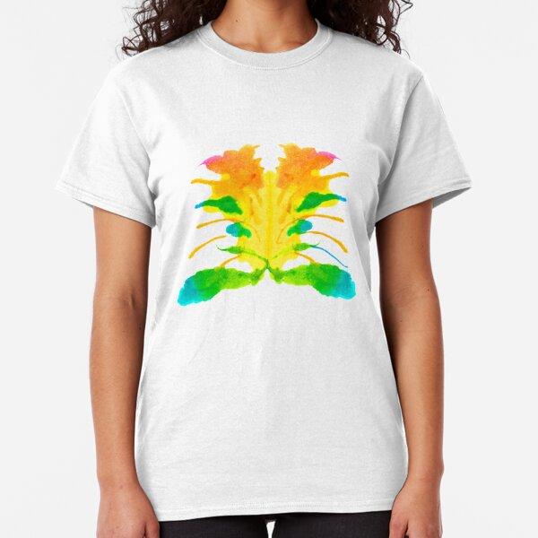 Tintenklecks Kreativ Rorschach Classic T-Shirt