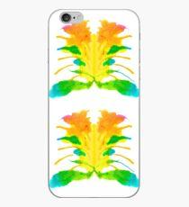Tintenklecks Kreativ Rorschach iPhone-Hülle & Cover