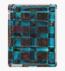 Rustic Iron&Glass seamless background - 7364 x 5523 px, 300dpi iPad Case/Skin